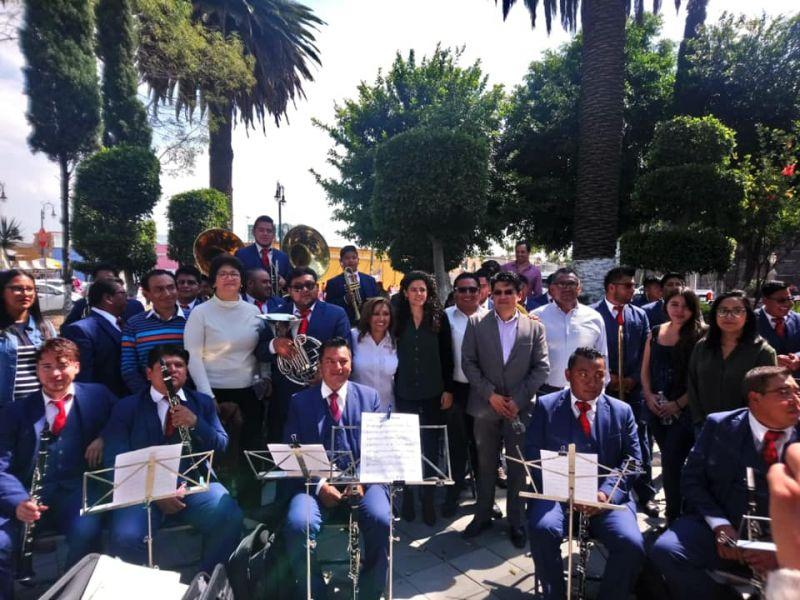 Programa Jóvenes Construyendo el Futuro en Nativitas
