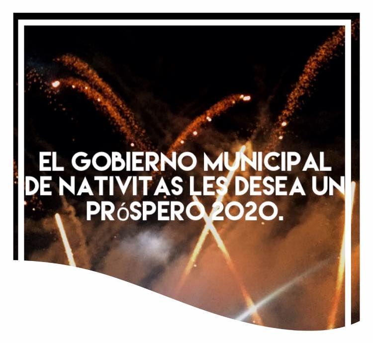 ¡Felíz 2020!