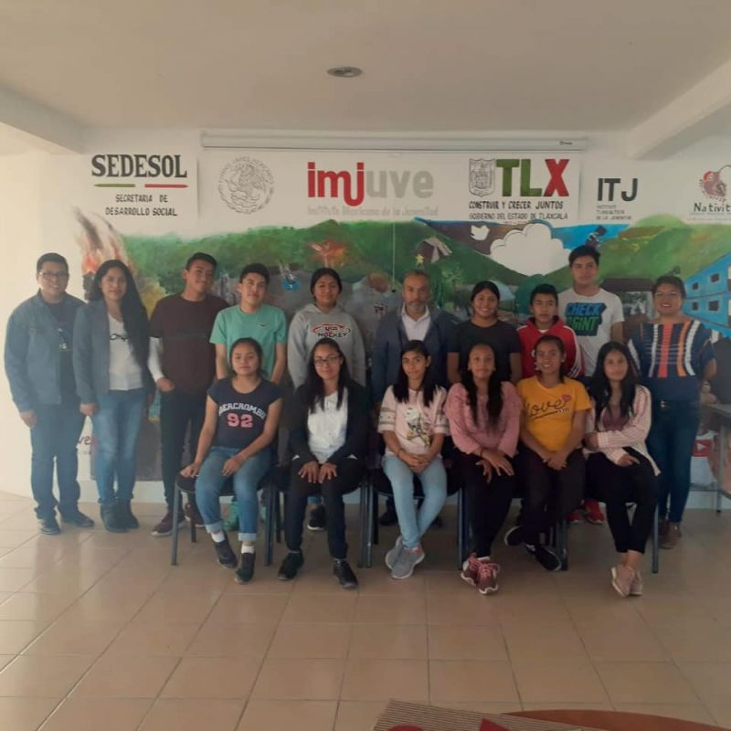 Poder Joven Nativitas Clausura Tercer Módulo de Inglés