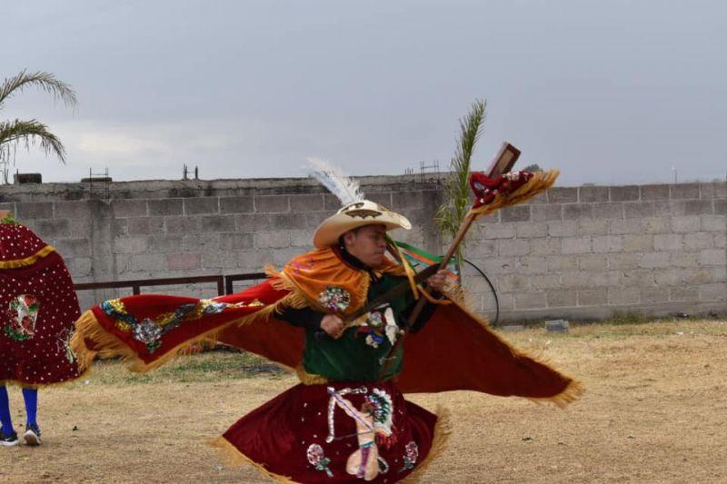 Santo Tomás la Concordia Mantiene Viva la Tradicional Danza de Moros y Cristianos